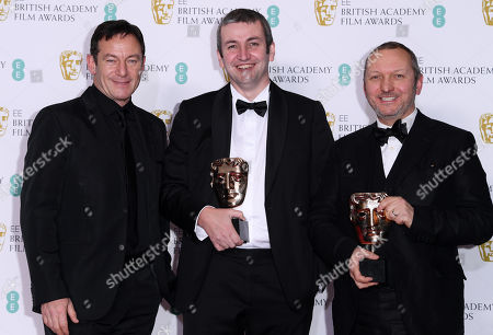 Jonathan Hodgson and Richard Van Den Boom - British Short Animation - 'Roughhouse', presented by Jason Isaacs