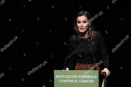 8th Forum Against Cancer Madrid Stock Photos (Exclusive