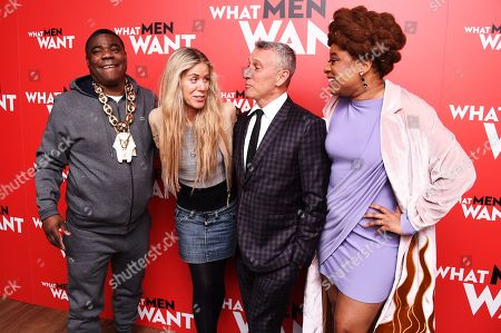 Editorial picture of 'What Men Want' film premiere, Arrivals, New York, USA - 04 Feb 2019