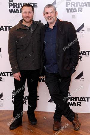 Matthew Heineman and Paul Conroy