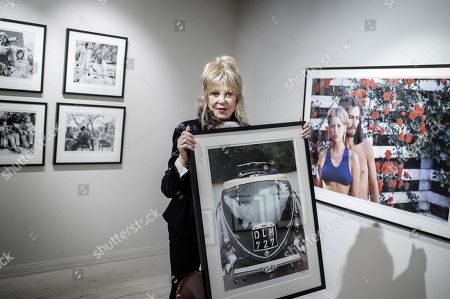 Stock Picture of Pattie Boyd