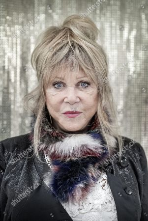 Editorial picture of Pattie Boyd exhibition, Wallmark Gallery, Stockholm, Sweden - 31 Jan 2019