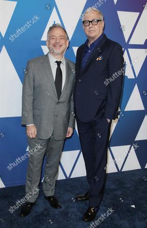 Marc Shaiman and Scott Wittman