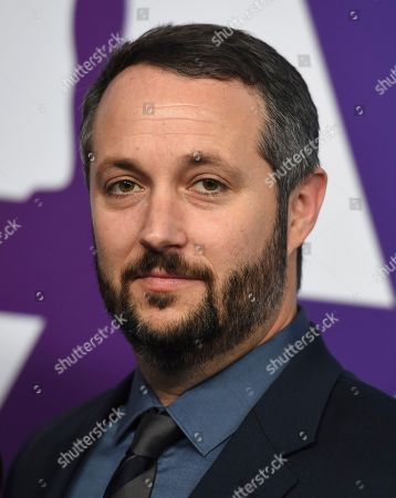 Sean McKittrick arrives at the 91st Academy Awards Nominees Luncheon, at The Beverly Hilton Hotel in Beverly Hills, Calif