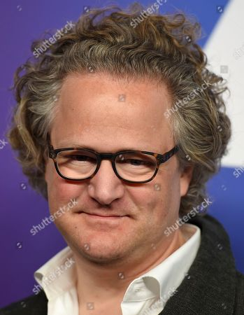 Florian Henckel Von Donnersmarck arrives at the 91st Academy Awards Nominees Luncheon, at The Beverly Hilton Hotel in Beverly Hills, Calif