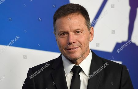 Bill Gerber arrives at the 91st Academy Awards Nominees Luncheon, at The Beverly Hilton Hotel in Beverly Hills, Calif