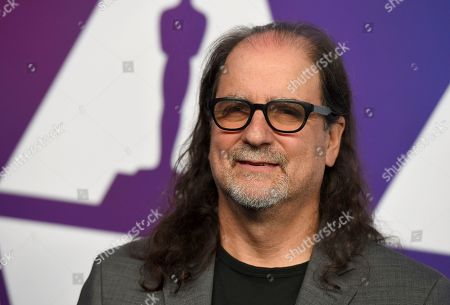 Glenn Weiss arrives at the 91st Academy Awards Nominees Luncheon, at The Beverly Hilton Hotel in Beverly Hills, Calif