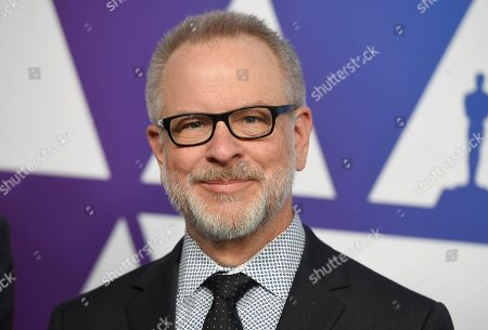 Stock Photo of Rich Moore arrives at the 91st Academy Awards Nominees Luncheon, at The Beverly Hilton Hotel in Beverly Hills, Calif