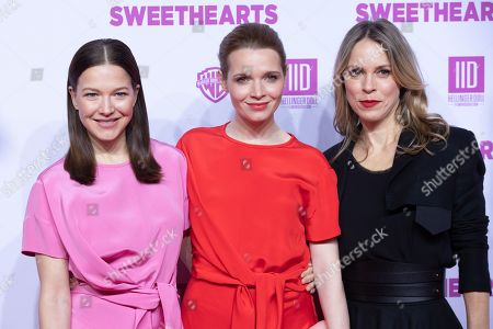 Editorial picture of World Premiere Sweethearts, Berlin, Germany - 04 Feb 2019
