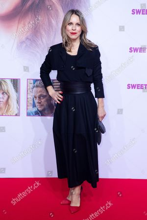 "Anneke Kim Sarnau poses at the red carpet during the world premiere of the movie ""Sweethearts"" at the Zoo Palast in Berlin, Germany, 04 February 2019. The German film will be released on 14 February."