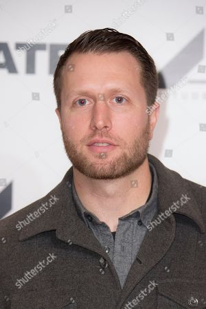 Matthew Heineman poses for photographers upon arrival for a photo call at a central London cinema