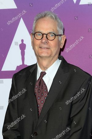 US cinematographer Caleb Deschanel arrives for the 91st Oscars Nominees Luncheon at The Beverly Hilton Hotel in Beverly Hills, California, USA, 04 February 2019. The 91st Academy Awards telecast is scheduled to air on 24 February 2019.