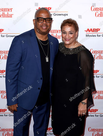 Terence Blanchard, Jo Ann Jenkins. Terence Blanchard, left, and AARP CEO Jo Ann Jenkins attend AARP The Magazine's 18th Annual Movies For Grownups Awards at Beverly Wilshire Hotel, in Beverly Hills, Calif