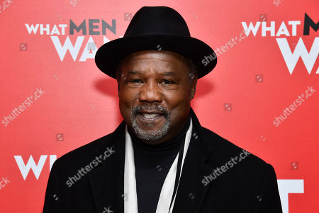 "Isiah Whitlock Jr. attends a screening of ""What Men Want"" at the Crosby Street Hotel, in New York"