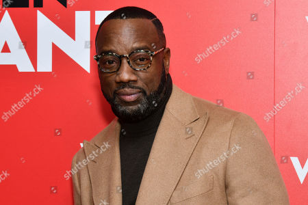 """Malik Yoba attends a screening of """"What Men Want"""" at the Crosby Street Hotel, in New York"""