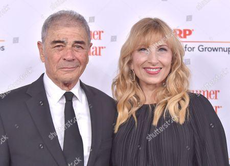 Robert Forster and Denise Grayson