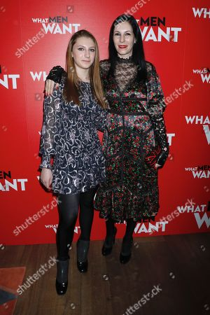 Editorial image of 'What Men Want' film premiere, Arrivals, New York, USA - 04 Feb 2019