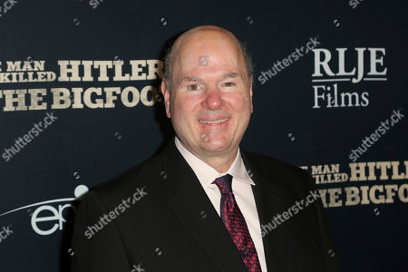 "Larry Miller arrives at the LA Premiere of ""The Man Who Killed Hitler and Then The Bigfoot"" at the ArcLight Hollywood, in Los Angeles"