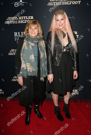 Editorial photo of 'The Man Who Killed Hitler And Then Bigfoot' film premiere, Los Angeles, USA - 04 Feb 2019