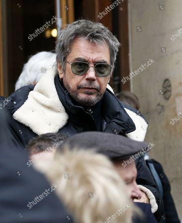 Stock Photo of Jean-Michel Jarre
