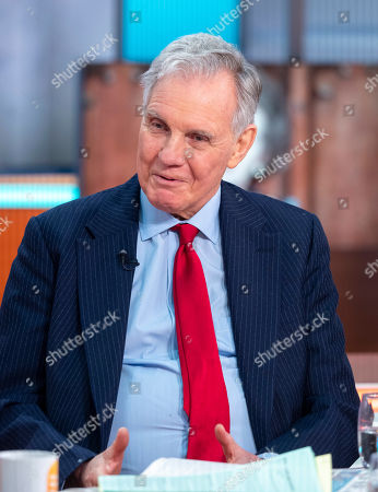 Editorial photo of 'Good Morning Britain' TV show, London, UK - 05 Feb 2019
