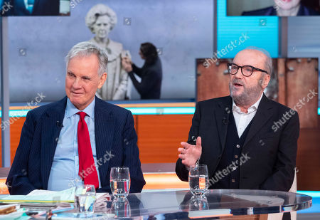 Editorial image of 'Good Morning Britain' TV show, London, UK - 05 Feb 2019