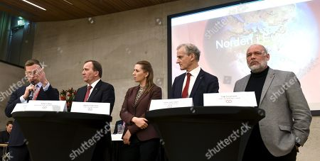 Editorial picture of SAMAK congress, Helsinki, Finland - 28 Jan 2019