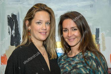 Caroline Faindt, Emmanuelle Boidron