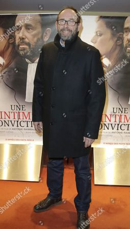 Editorial picture of 'An Inner Conviction' film premiere, Paris, France - 04 Feb 2019