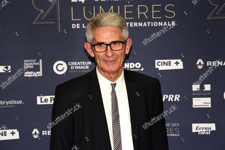 Editorial photo of 24th Lumieres Awards ceremony, Paris, France - 04 Feb 2019