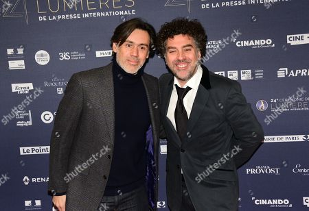 Editorial picture of 24th Lumieres Awards ceremony, Paris, France - 04 Feb 2019