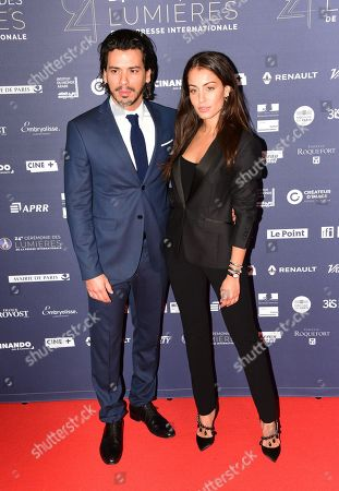 Stock Picture of Tewfik Jallab, Hiba Abouk