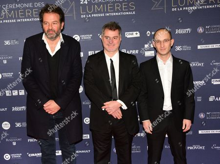 Editorial image of 24th Lumieres Awards ceremony, Paris, France - 04 Feb 2019