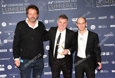 Stock Image of Benoit Graffin, Pierre Salvadori, Benjamin Charbit
