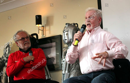 Stock Photo of Philip Madoc and Derek Jacobi