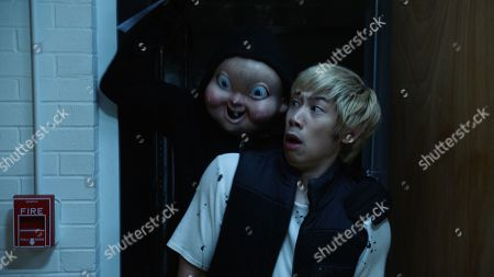 Phi Vu as Ryan Phan