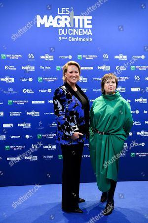 Editorial picture of 'Magritte du Cinema' film awards, Brussels, Belgium - 02 Feb 2019