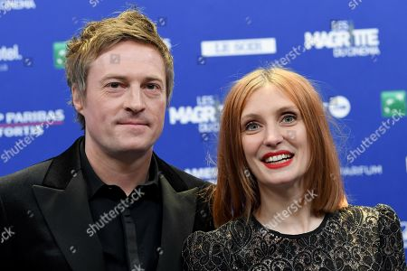 Editorial picture of 'Magritte du Cinema' film awards, Brussels, Belgium - 02 Feb 2019