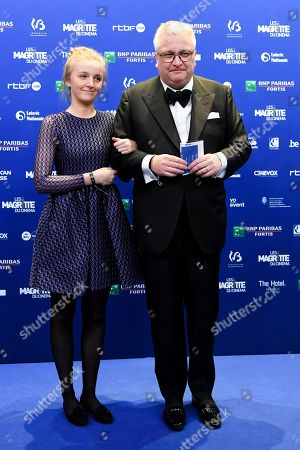 Princess Louise and Prince Laurent