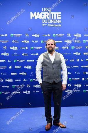 Editorial photo of 'Magritte du Cinema' film awards, Brussels, Belgium - 02 Feb 2019