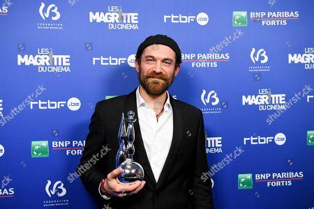 Editorial image of 'Magritte du Cinema' film awards, Brussels, Belgium - 02 Feb 2019
