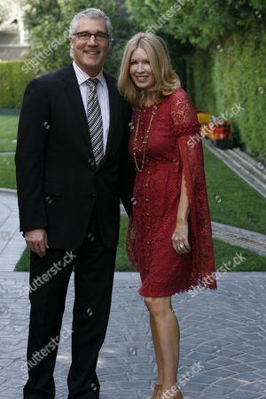 Larry Bruce and Susan Casden