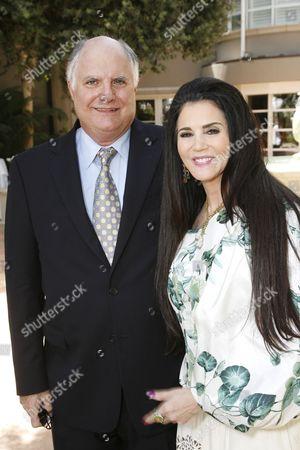 Andy Diamond and Barbara Lazaroff