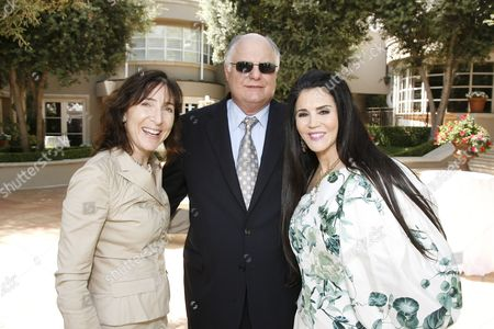Nancy Josephson, Andy Diamond and Barbara Lazaroff