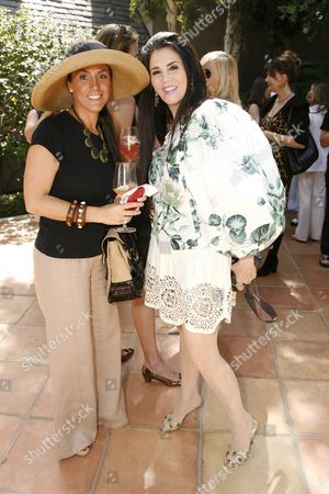 Mara Granderson and Barbara Lazaroff