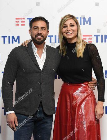 Editorial photo of Day 1, 69th Sanremo Music Festival, Italy - 05 Feb 2019