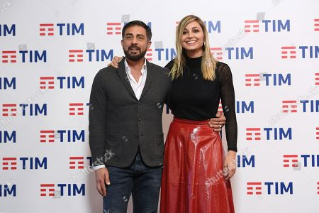 Editorial picture of Day 1, 69th Sanremo Music Festival, Italy - 05 Feb 2019