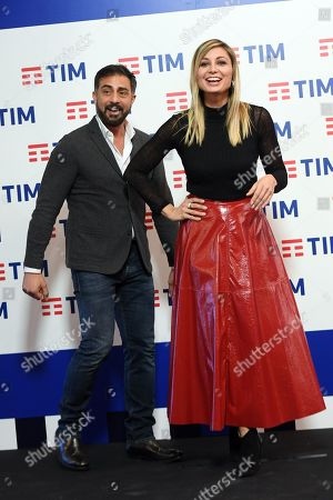 Editorial image of Day 1, 69th Sanremo Music Festival, Italy - 05 Feb 2019