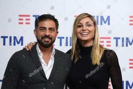 Simone Montedoro, Anna Ferzetti