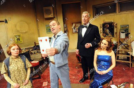 'Talent' - Suzie Toase, Mark Hadfield, Jeffrey Holland and Leanne Rowe